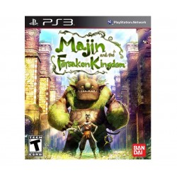 Majin and the Forsaken kingdomjeu jeu ps3
