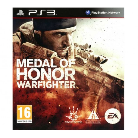 Medal of Honor warfighter jeu ps3