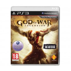 GOD OF WAR ASCENSION jeu ps3