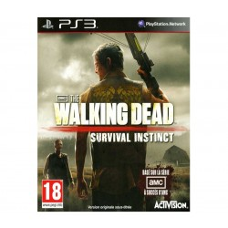 the walking dead ps3 jeu ps3