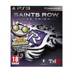 SAINTS ROW THE THIRD jeu ps3