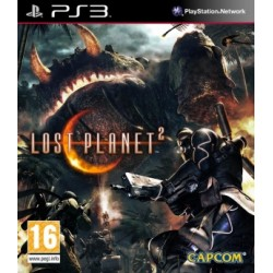 LOST PLANET 2 jeu ps3