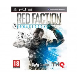 RED FACTION jeu ps3