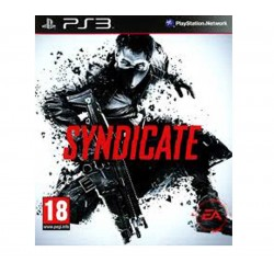 SYNDICATE jeu ps3