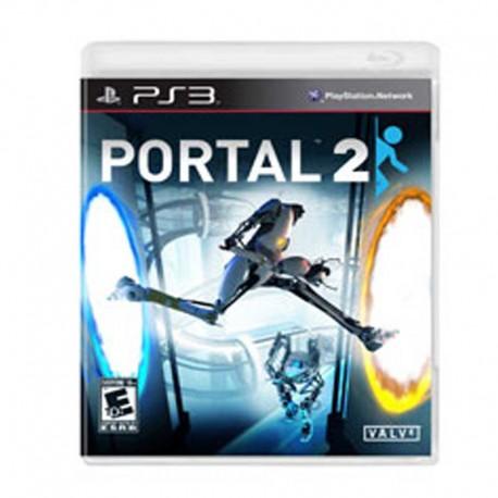 Portal 2 jeu ps3