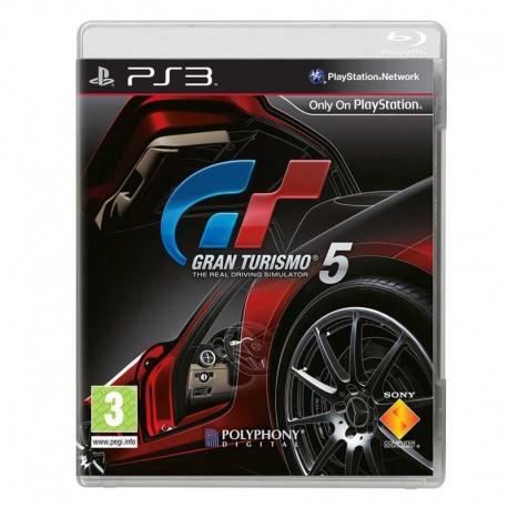 Gran Turismo 5 jeu ps3