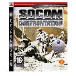 SOCOM Confrontation jeu ps3