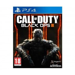 Call of duty Black ops 3 jeu ps4