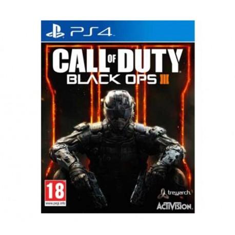 Call of duty Black ops 3 jeu ps4
