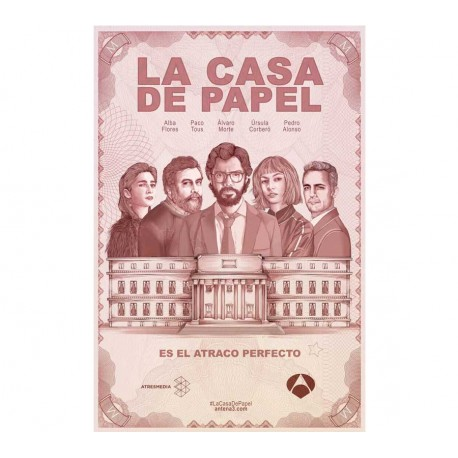 Casa del Papel Serie TV