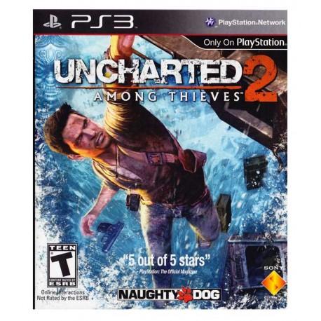 Uncharted 2 Jeu Ps3