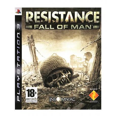 Resistance Fall of Man Jeu Ps3