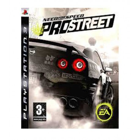 Need for speed pro street Jeu Ps3