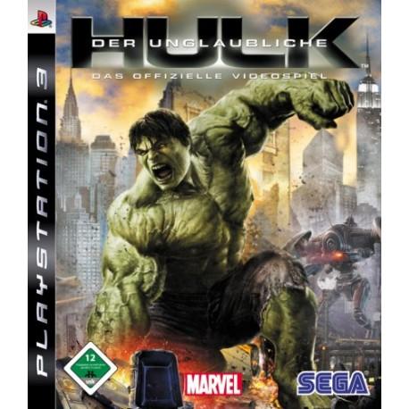 Hulk Ps3