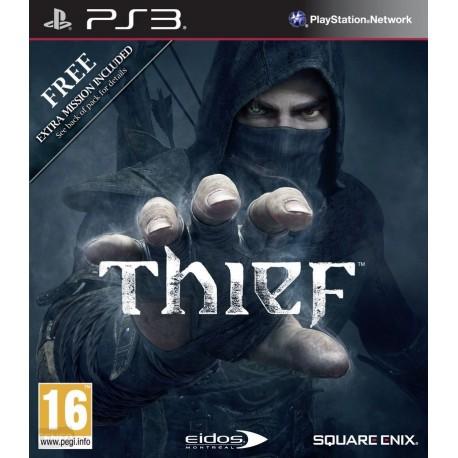 Thief jeu Ps3
