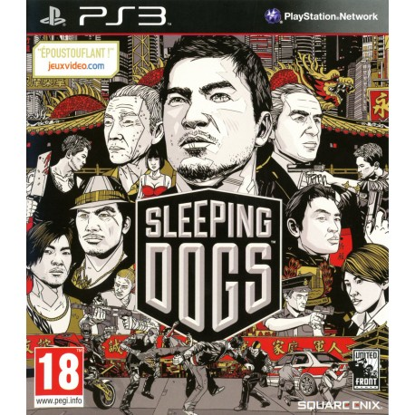 Sleeping dog jeu Ps3