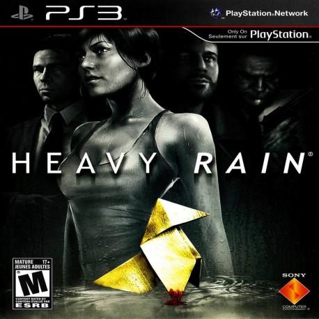 heavy rain jeu ps3