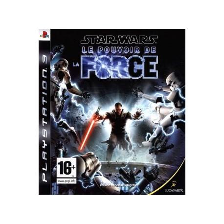 Star war le pouvoir de force jeu Ps3