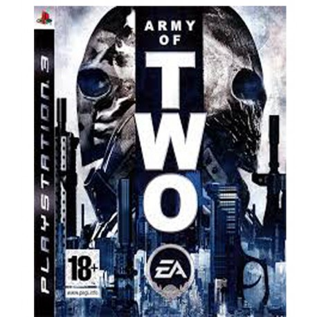 Army of two jeu Ps3