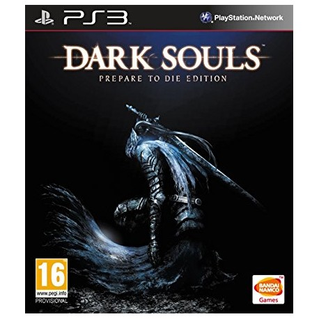 Dark Souls ps3 prepare to die edition Jeu Ps3