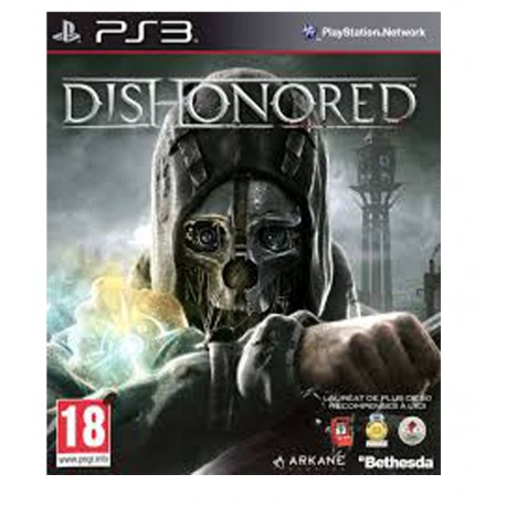 Dishonored Jeu Ps3