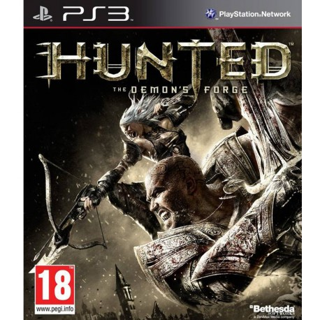 Hunted: The Demon's Forge Jeu Ps3
