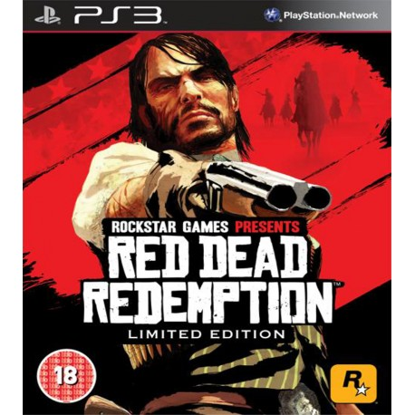 Red Dead Redemption Jeu Ps3