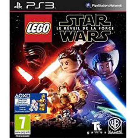 LEGO Star Wars : Le Réveil de la Force Jeu Ps3