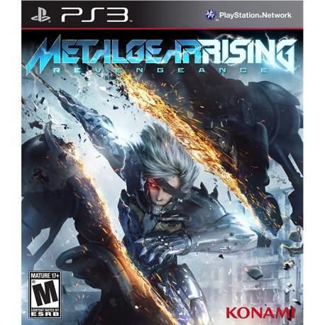 Metal Gear Rising Revengeance Jeu Ps3