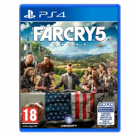 far cry 5 jeux ps4
