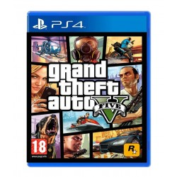 Grand Theft Auto V jeu ps4