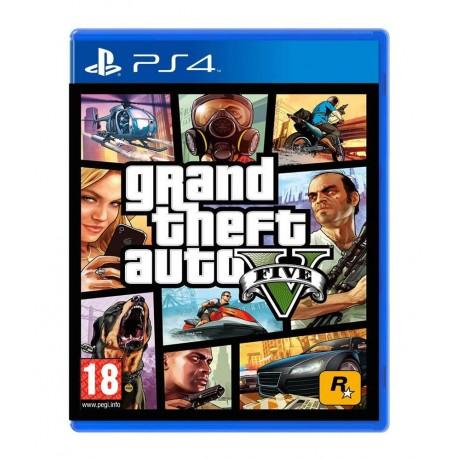 Grand Theft Auto V jeu ps4
