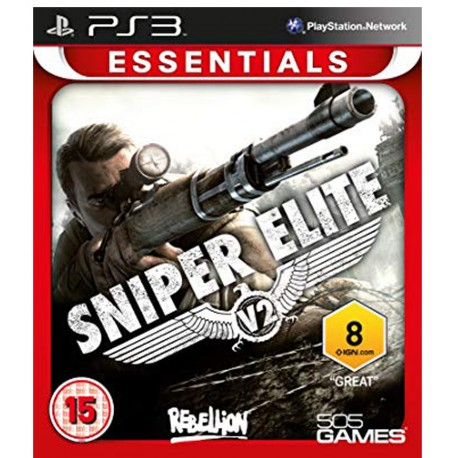 Sniper Elite V2 Jeu Ps3