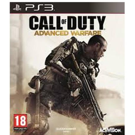 Call of Duty : Advanced Warfare Jeu Ps3