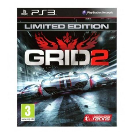 Grid 2 Edition Limitée jeu ps3