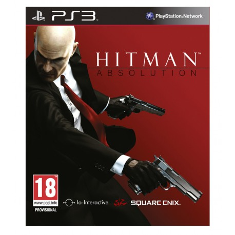 Hitman Absolution jeu ps3
