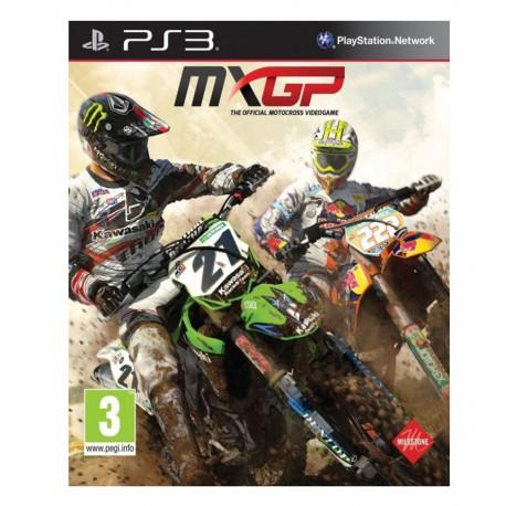 MXGP : The Official Motocross jeu ps3