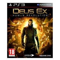 DEUS EX jeu ps3