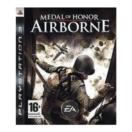 Medal of Honor Airborne jeu ps3
