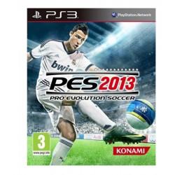 Pes 2013 jeu Playstation3