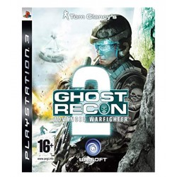 Ghost Recon Advanced Warfighter 2 jeu pour ps3