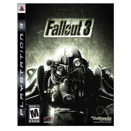 Fallout 3 Jeu Ps3