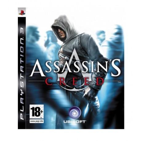 Assassin's Creed jeu ps3
