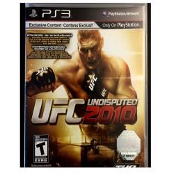 UFC 2010 Undisputed jeu pour ps3