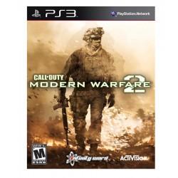 Call of Duty Modern Warfare 2 Jeu Ps3