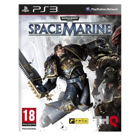 Space Marine Jeu Ps3