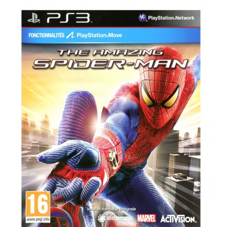 The Amazing Spider Man Jeu Ps3