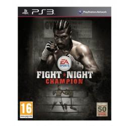 Fight Night Champion jeu pour ps3
