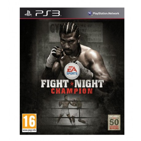 Fight Night Champion jeu pour ps3