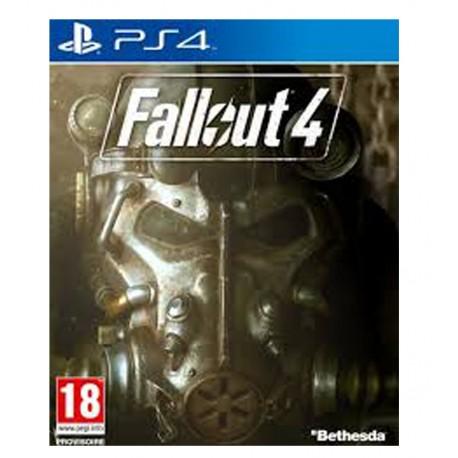 Fallout 4 jeux ps4